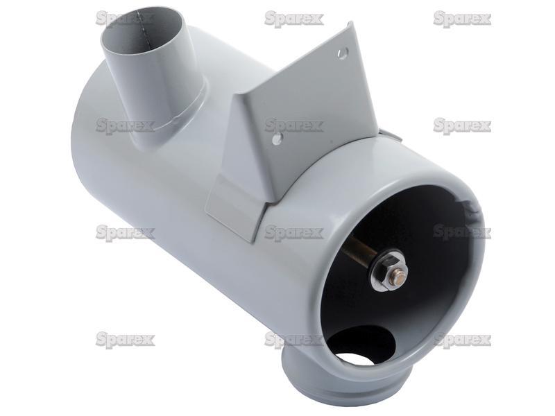 Tractor Air Cleaner Housings : S air filter housing for massey ferguson m