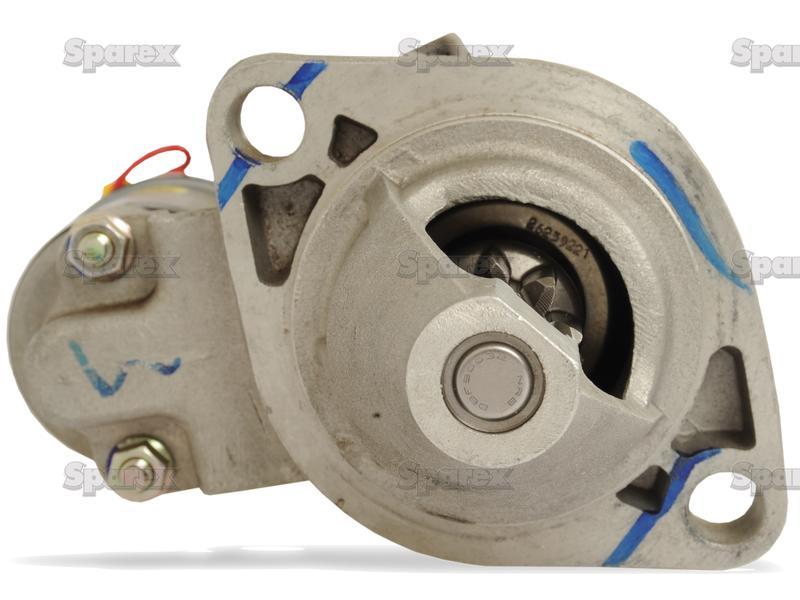 Starter Motor (Lucas TVS) - 12V, 0 8 Kw for Massey Ferguson