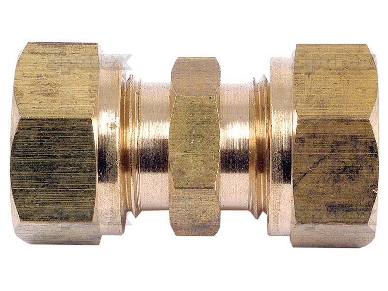 S brass fuel line fitting Ø quot uk supplier