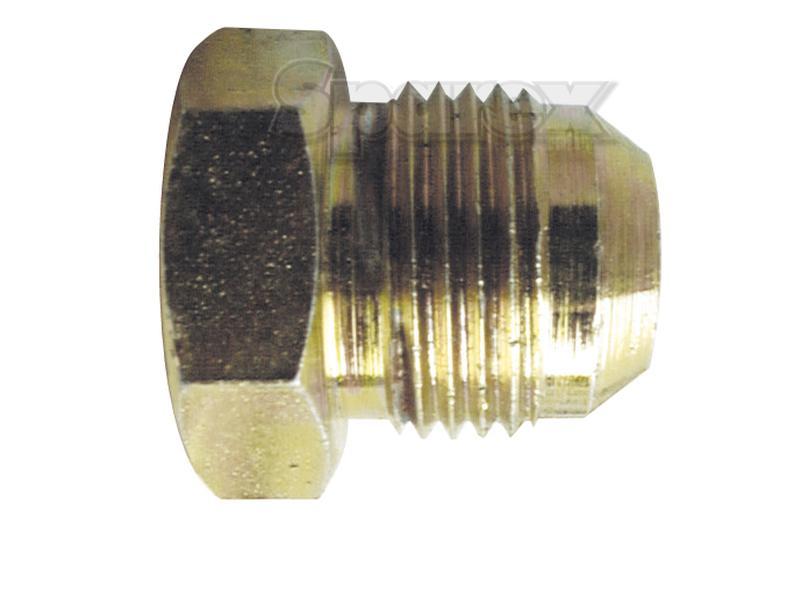 S hydraulic blanking plug adaptor quot jic parker