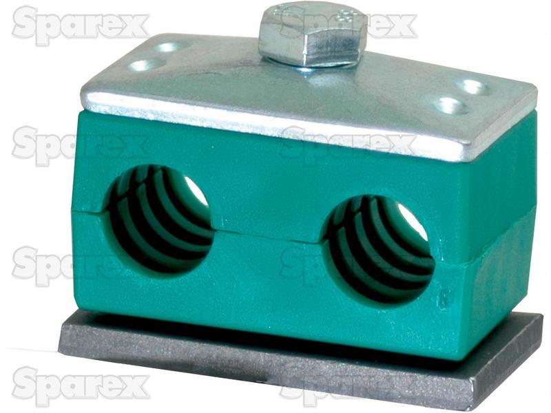 14-Piece Black//Silver Hazet 440//14P 3.2-14 mm Double Open-End Wrench Set