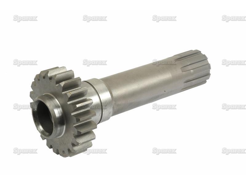 Case Ih Pto Parts : S transmission pto output shaft for case ih c