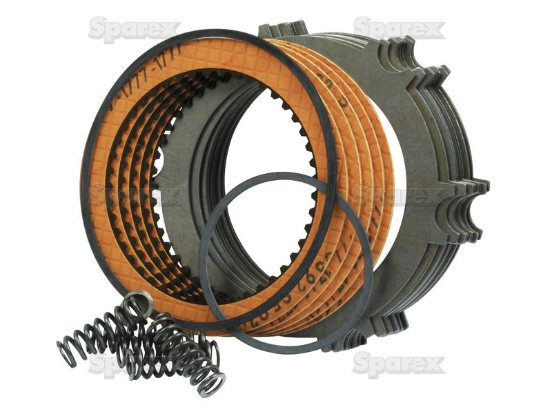 Case Ih Pto Parts : S pto clutch kit for case ih utility series