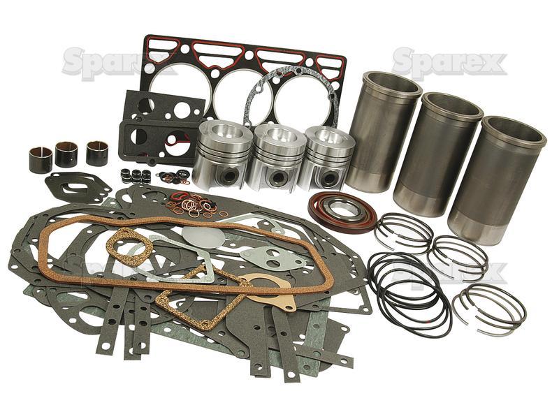 Rebuilt Engine Case Tractor 611b : S case international