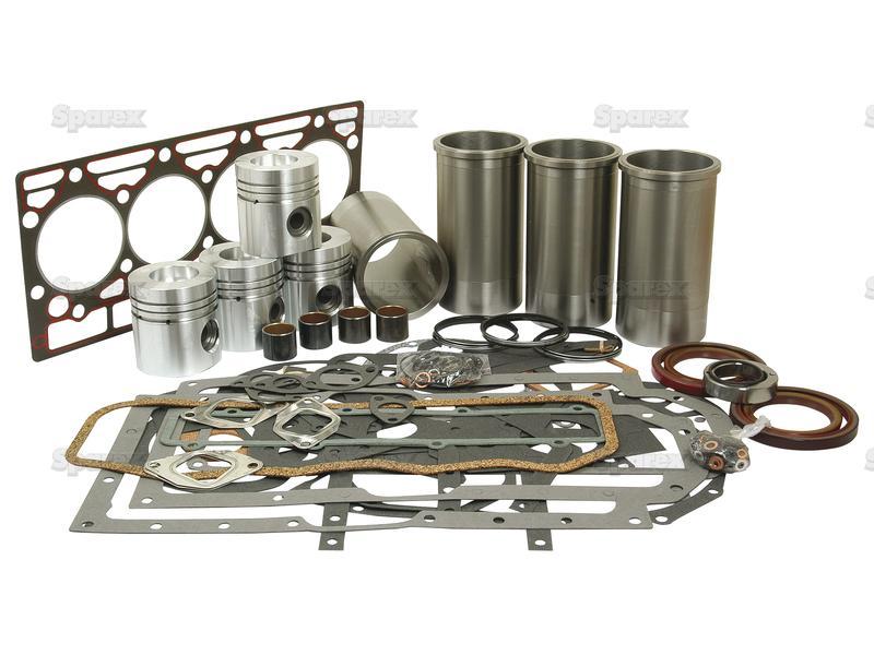 Rebuilt Engine Case Tractor 611b : Case tractor engine rebuild kits free image