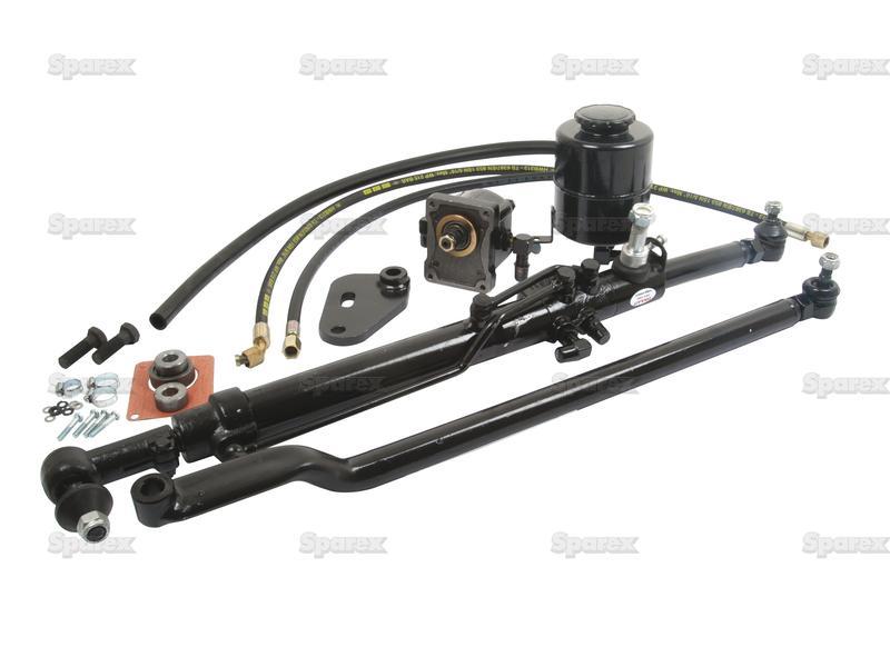 Fiat 450, 480, 500 & 540 Power Steering Conversion Kit | 2 Wheel Drive