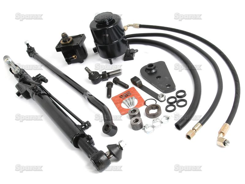 Fiat 100 Series 600 and 40 Series 640 Power Steering Conversion Kit | (2WD)