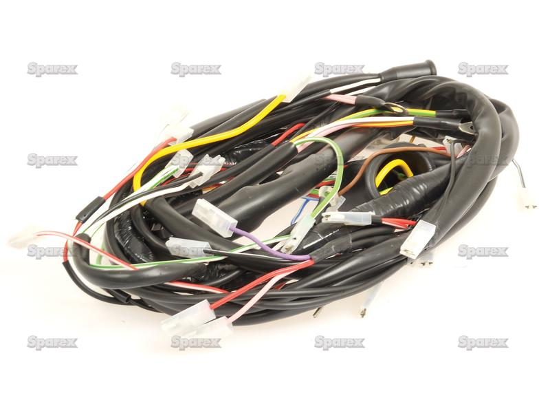 wiring harness for fiat allis chalmers white. Black Bedroom Furniture Sets. Home Design Ideas