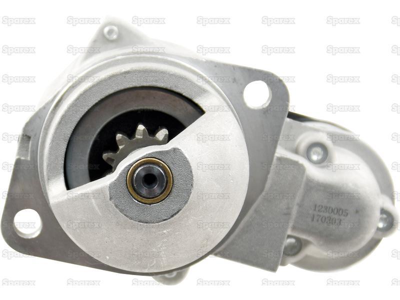 Starter motor gear reduction for renault ceres for Gear reduction starter motor