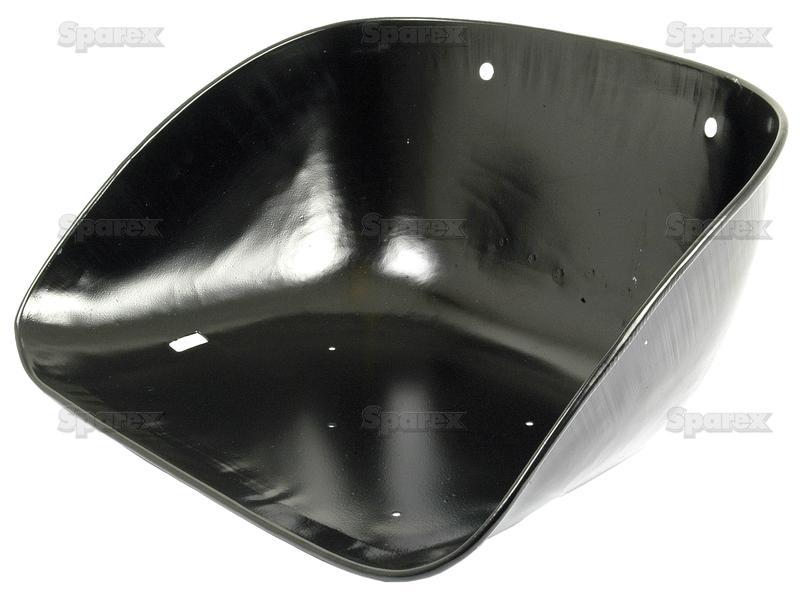 Metal Tractor Seat Replacement : S seat pan metal for massey ferguson harris