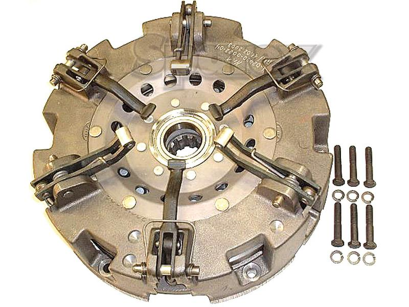 Tractor Clutch Assembly : S david brown  tractor clutch