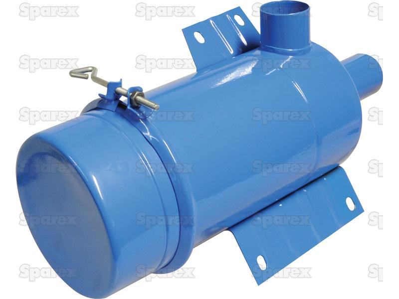 Cleaning Oil Bath Air Cleaner : S oil bath air cleaner for ford new holland
