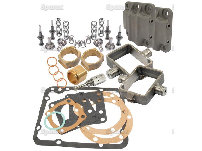 Hydraulic Repair Kit : S hydraulic pump repair kit for ford new holland