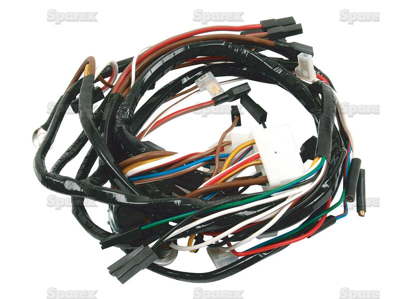 wiring harness for ford new holland c5nn14n104r. Black Bedroom Furniture Sets. Home Design Ideas