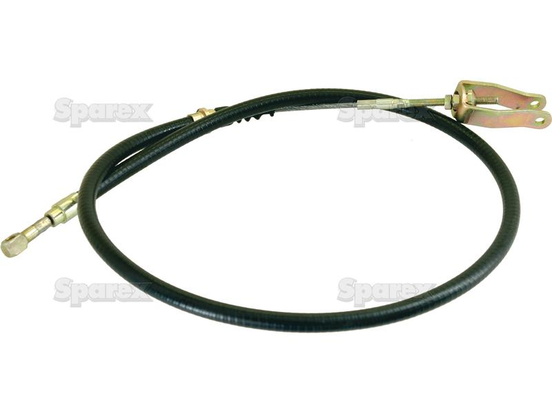 Tractor Clutch Cable : S pto cable total length mm outer