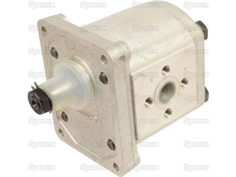 Single hydraulic pump for case ih fiat ford new for White hydraulic motor parts