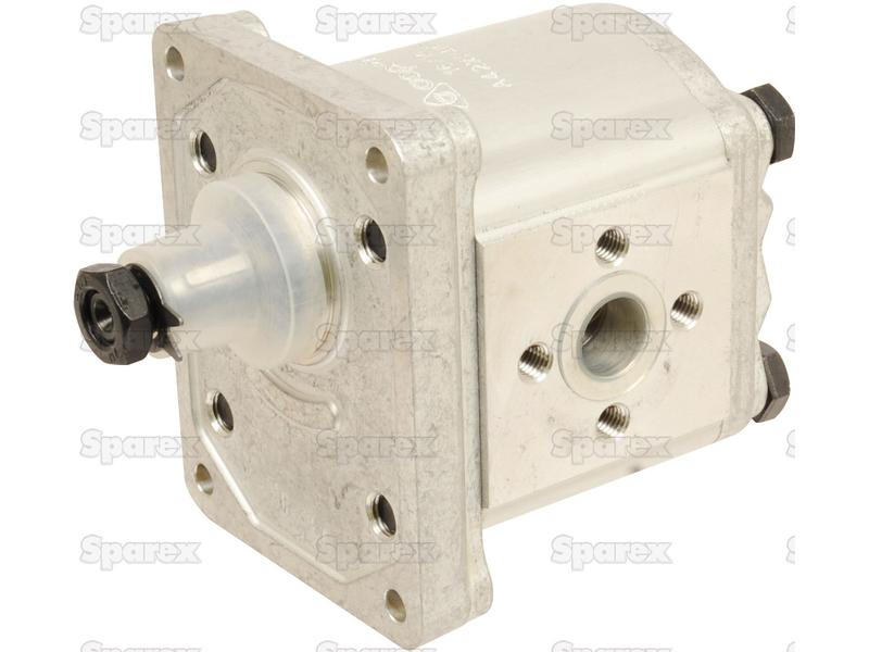 Single hydraulic pump for david brown fiat ford for White hydraulic motor parts