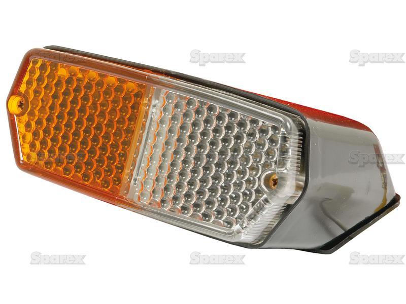 Universal Tractor Lights : S rh front combination light fiat universal long