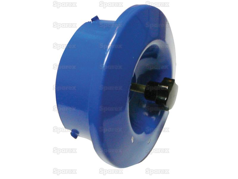 Ford 555 Backhoe Air Cleaners : S air cleaner cover for ford new holland