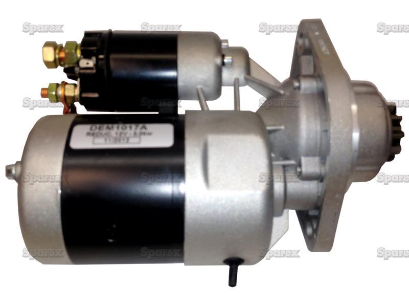 Starter motor gear reduction for massey ferguson for Gear reduction starter motor