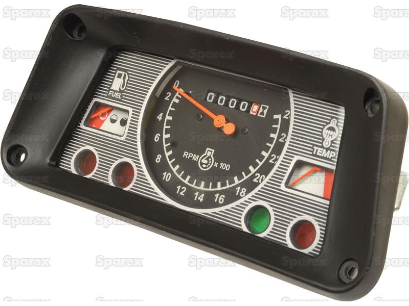 Instrument Cluster for Ford New Holland (47598516, 81837742, 83904448,  839174495, 83917495, 83927301, 83953544, 83958741, C7NN10849C, C7NN10A883A,