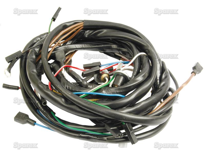 s 65817 wiring harness for ford new holland ford new holland uk rh malpasonline co uk wiring harness manufacturing wiring harness kit