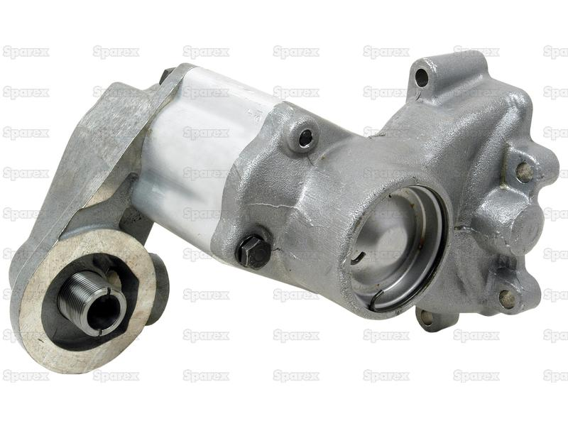 Hydraulic pump for ford new holland 545dind uk for 66180 1