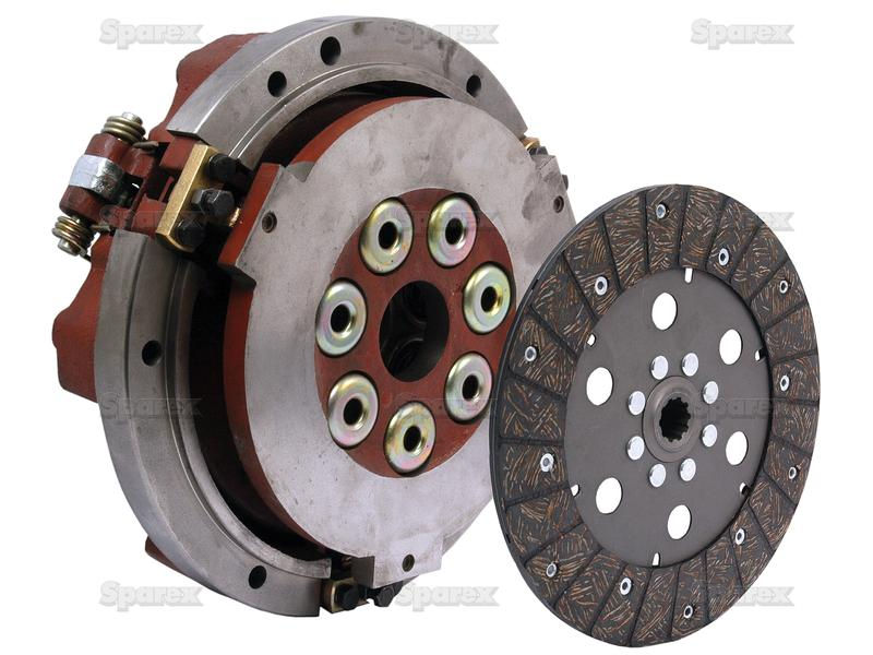 Oliver Tractor Clutch : S clutch assembly for universal allis chalmers