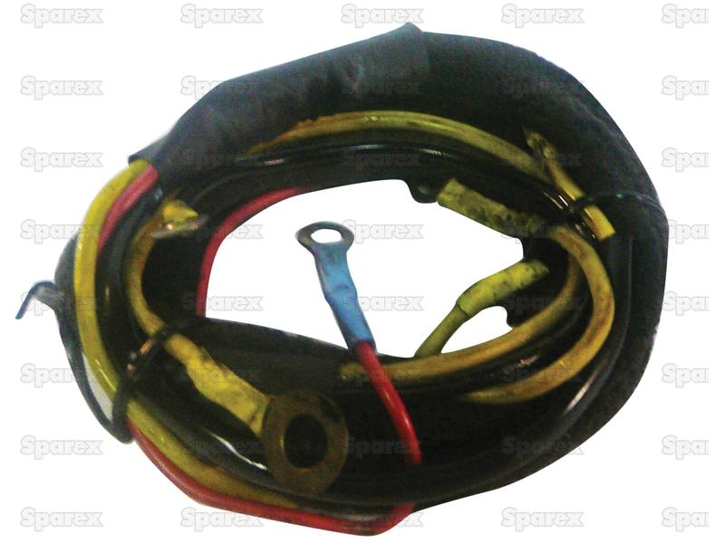 wiring harness-9n,2n