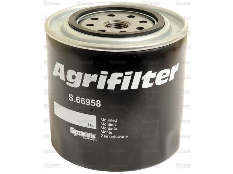 S 66958 Oil Filter - Spin On - for Ford New Holland (1931018