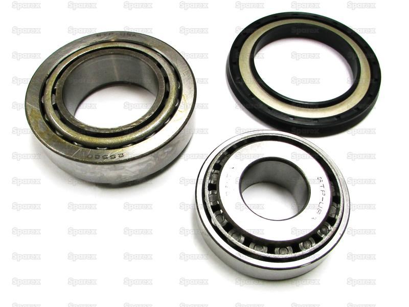 s 67455 front wheel bearing kit replacement for ford new Ford Edge Bearing Replacement Axle and Bearings On a Ford Fusion