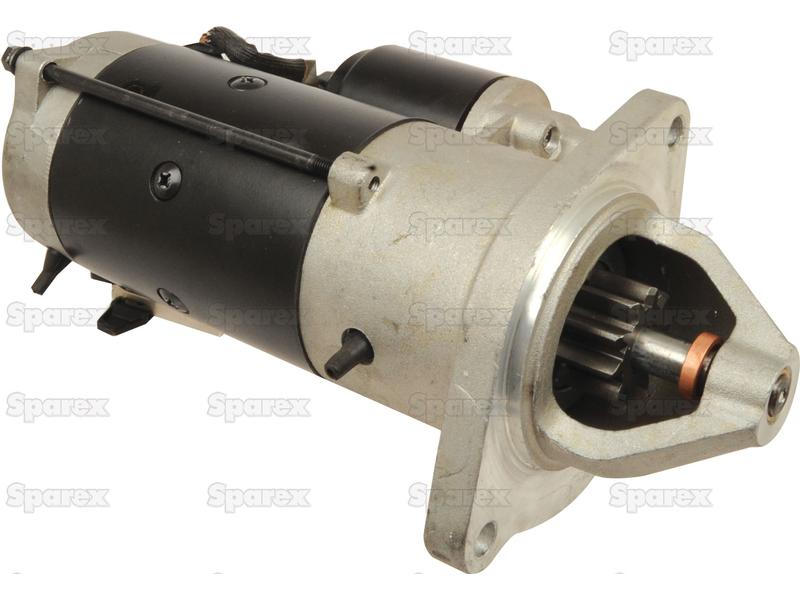 Starter motor gear reduction for ford new holland for Gear reduction starter motor
