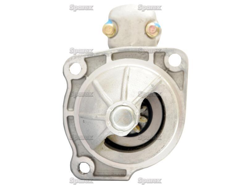 Starter motor gear reduction for deutz fahr for Gear reduction starter motor
