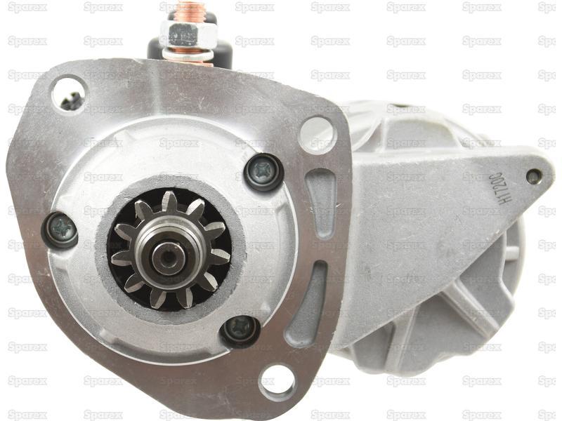 Starter motor gear reduction for john deere for Gear reduction starter motor