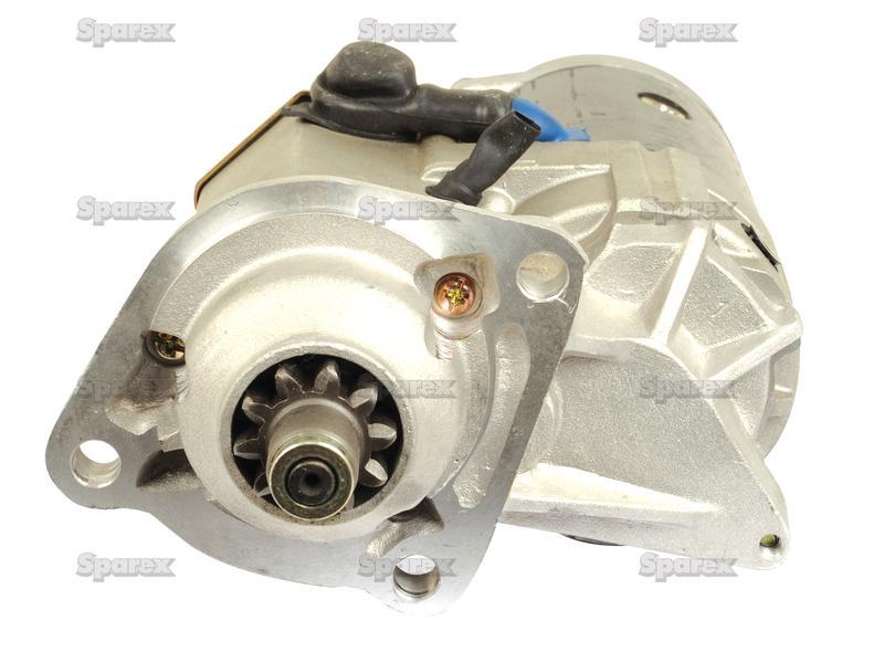 Case ih maxxum mx series mccormick mtx series for Gear reduction starter motor