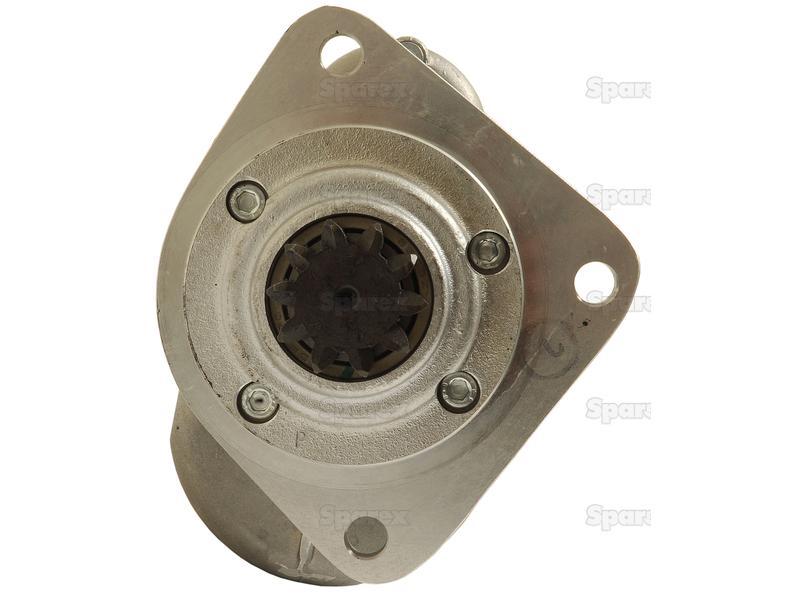 Starter motor gear reduction for case ih valmet for Gear reduction starter motor