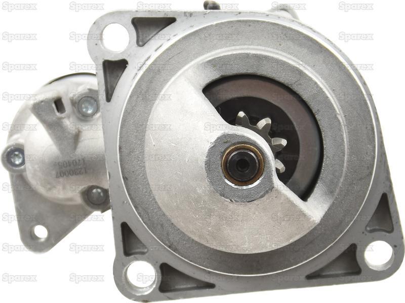 Starter motor gear reduction for case ih uk for Gear reduction starter motor