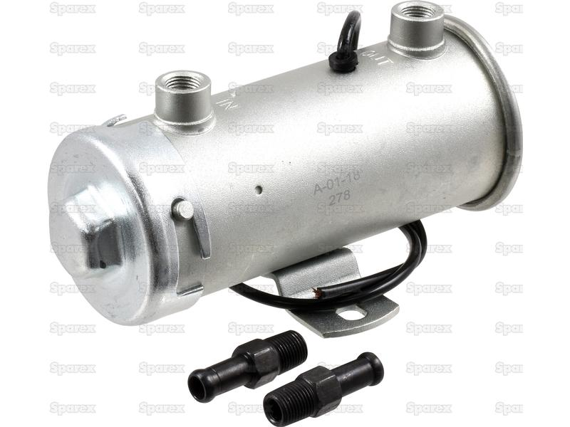 Fiat Tractor Parts Fuel Pump : S electric fuel pump for fiat ford new holland