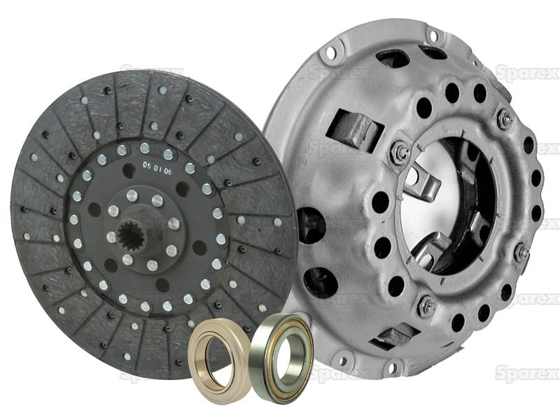 Ford 4000 Clutch Kit : S clutch kit with bearings for ford new holland