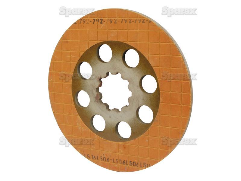 huge discount b872c 2ee0c Brake Friction Disc. OD 226mm for Case IH (3145546R91, 3145546R92)