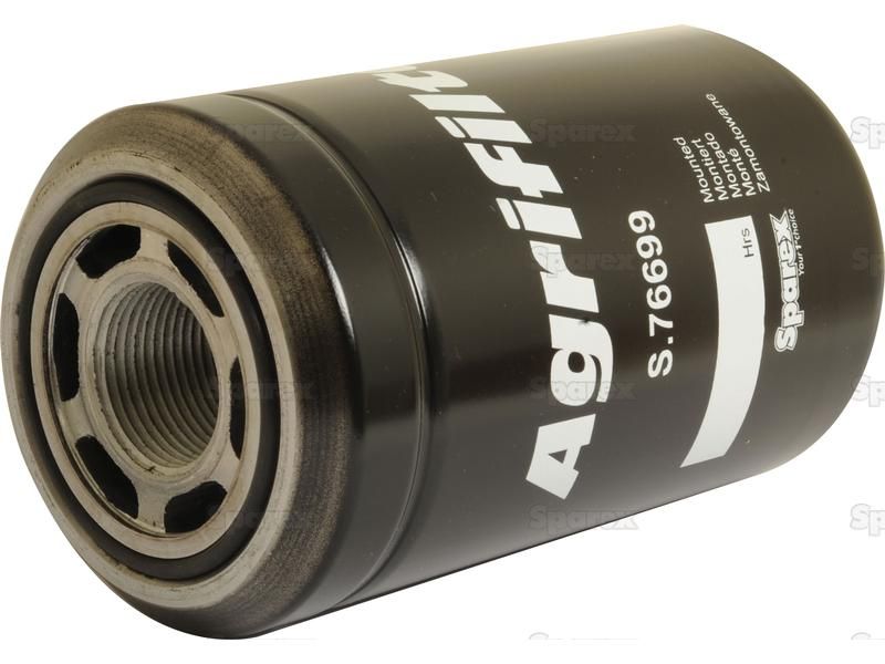 Tractor Hydraulic Oil Filter Lookup : S hydraulic filter spin on for case ih deutz
