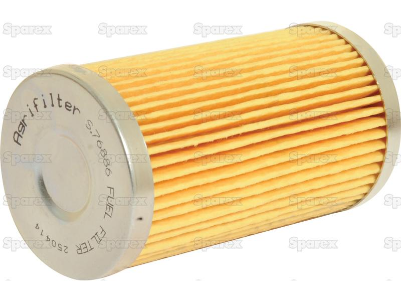 Fuel Filter - Element - - for Case IH, Ford New Holland, John Deere,  Kubota, Landini, Massey Ferguson, McCormick, Yanmar, , Iseki, Kioti,  Montana,