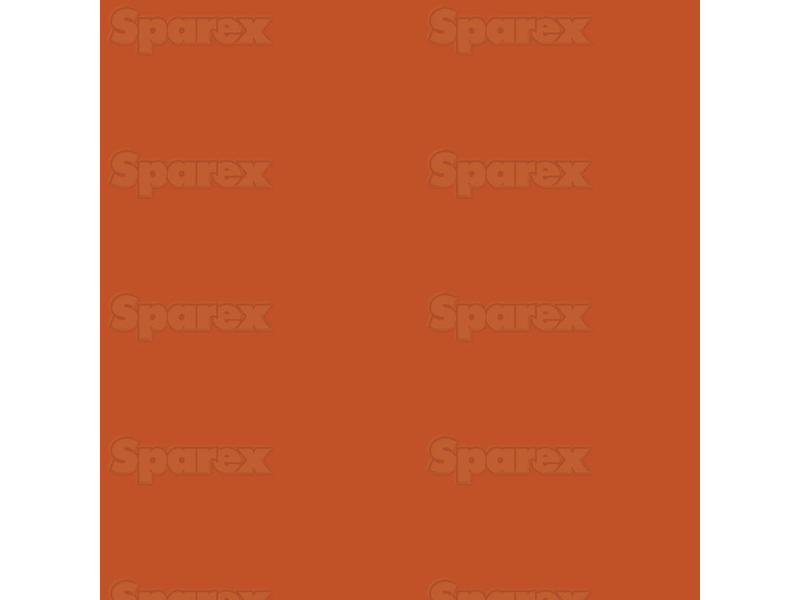 Paint Gloss Light Orange 1 Litre Tin For Fiat