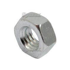 Metric Hexagon Nut, Size: M4 x 0.7mm (Din 934) Metric Coarse