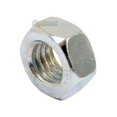Metric Hexagon Nut, Size: M8 x 1.25mm (Din 934) Metric Coarse