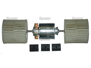 Blower Motor With Wheel
