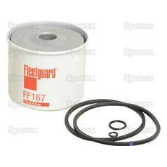 Fleetguard Fuel Filter FF167 | for Case/IH, David Brown, Fendt, Fiat, Ford NH...