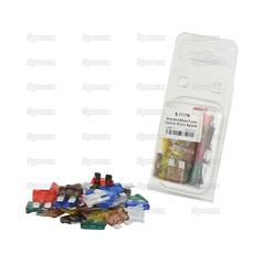 Various Standard Blade Fuses with 35 pcs | Agripak