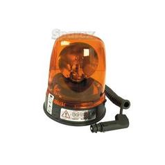 Halogen Beacon, Magnetic, 12V