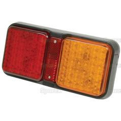 LED Rear Combination Light, Function: 3, Brake / Tail / Indicator, RH & LH